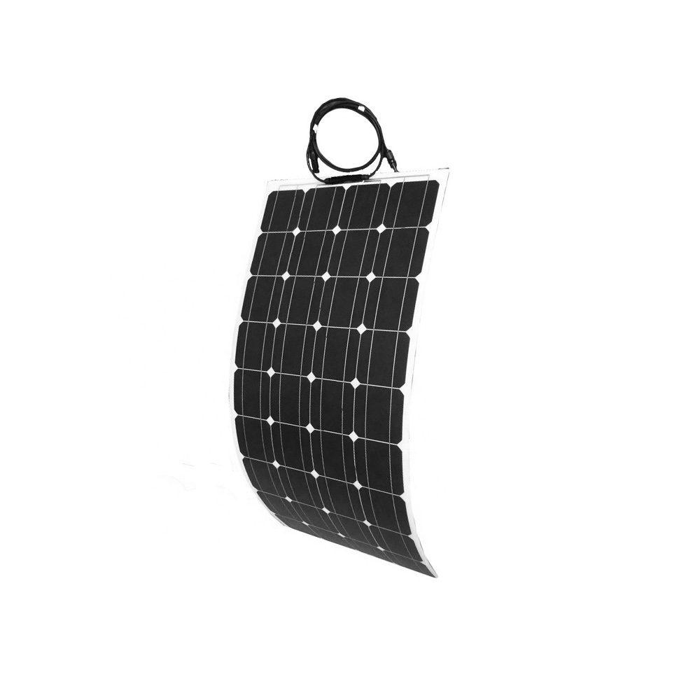 Lightweight Flexible solar Modules